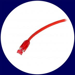 Netzwerkkabel mit ColdTemp-spezifizierter CAT 7 Leitung (30m)