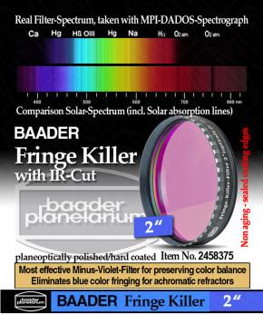 """Baader Fringe Killer Filter 2"""""""