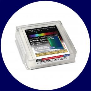 Baader Ultra-Narrowband 4.5nm O III CCD-Filter 50x50mm