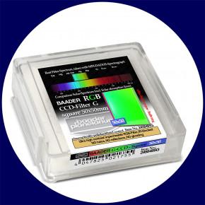 Baader G-CCD 50x50mm Filter