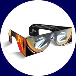 Sonnenfinsternis-Brille (AstroSolar™ Sonnenfilterfolie)