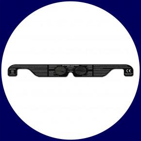 Sonnenfinsternis-Brille (Solar Viewer AstroSolar® Silver/Gold)
