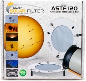 Baader AstroSolar Teleskop Filter (ASTF) 120mm