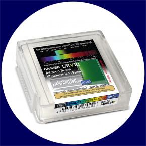 Baader V-Filter Photometrisch 50x50mm