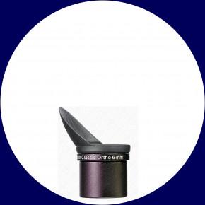Okular Baader Classic Ortho 6mm mit Augenmuschel