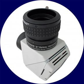 """Baader 2"""" Cool-Ceramic Safety Herschelprisma, Version V(isuell)"""