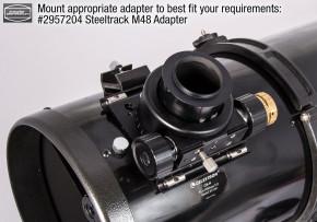 "Baader 2"" Diamond Steeltrack® M48 Adapter"