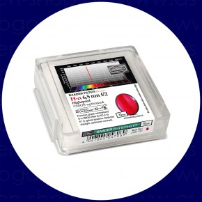 Baader H-alpha 6.5nm Schmalband (Narrowband) f/2 Highspeed Filter 31mm - CMOS optimiert