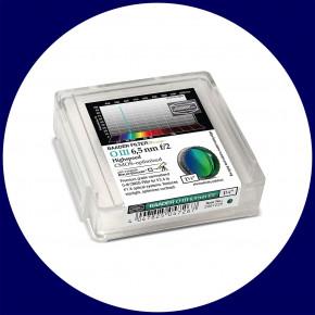 "Baader O-III 6.5nm Schmalband (Narrowband) f/2 Highspeed Filter 1¼"" - CMOS optimiert"