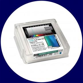 Baader O-III 6.5nm Schmalband (Narrowband) f/2 Highspeed Filter 50x50mm - CMOS optimiert