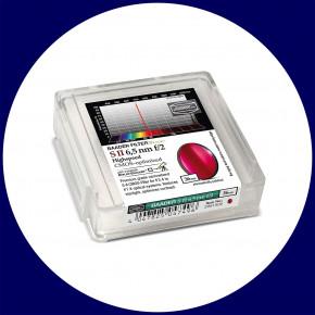 Baader S-II 6.5nm Schmalband (Narrowband) f/2 Highspeed Filter 36mm - CMOS optimiert