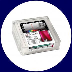 Baader S-II 6.5nm Schmalband (Narrowband) f/2 Highspeed Filter 65x65mm - CMOS optimiert