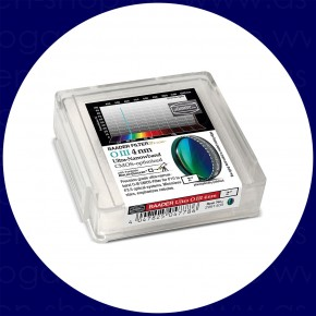 "Baader O-III 4nm Ultra-Schmalband (Narrowband) Filter 2"" - CMOS optimiert"
