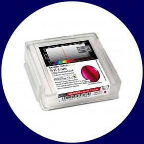 Baader S-II 4nm Ultra-Schmalband (Narrowband) Filter 36mm - CMOS optimiert