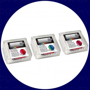 Baader 3.5nm H-alpha / 4nm O-III / 4nm S-II Ultra-Schmalband (Narrowband) Filtersatz 36mm - CMOS optimiert