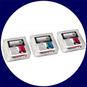 Baader 3.5nm H-alpha / 4nm O-III / 4nm S-II Ultra-Schmalband (Narrowband) Filtersatz 65x65mm - CMOS optimiert