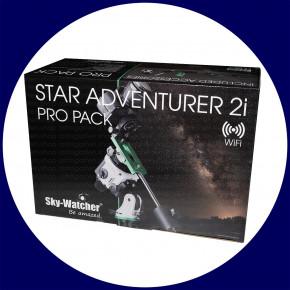 Sky-Watcher Star Adventurer 2i (PRO PACK)