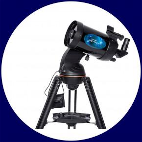 Celestron ASTRO FI 5 Schmidt-Cassegrain Teleskop