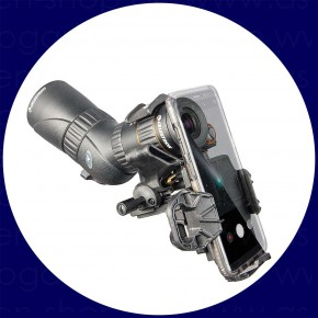 Celestron Hummingbird 7-22x50mm ED Spektiv - Kometen-Set