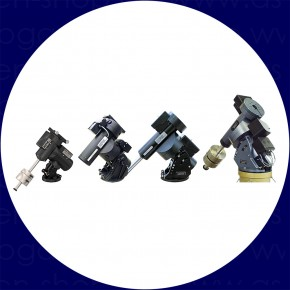 10Micron GoTo Mounts