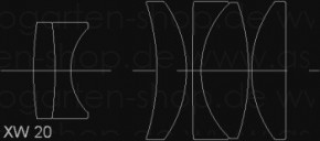 Okular Pentax XW 20mm