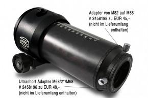 """Baader 3"""" Hyperion Okularauszug für Refraktoren mit 130mm Fokussierweg"""