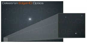 Celestron EdgeHD C8 XLT Optik/Tubus mit CGE/M-Prismenschiene