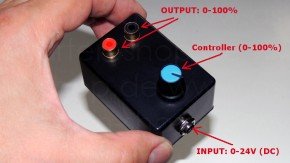 LACERTA Power Split Dimmer II